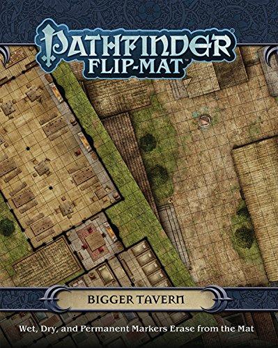 9781601258229: Pathfinder Flip-Mat: Bigger Tavern
