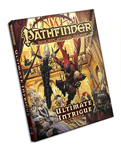 9781601258267: Pathfinder Roleplaying Game: Ultimate Intrigue
