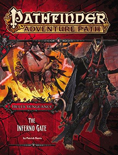 Pathfinder Adventure Path: Hell's Vengeance Part 3 - The Inferno Gate: Renie, Patrick