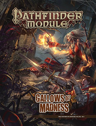 9781601258540: Pathfinder Module: Gallows of Madness