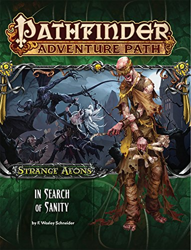 9781601258823: Pathfinder Adventure Path: Strange Aeons 1 of 6 - In Search of Sanity