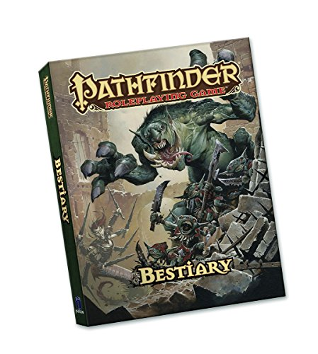 9781601258885: Pathfinder Roleplaying Game: Bestiary (Pocket Edition)