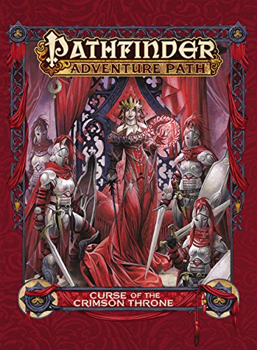 9781601258908: Pathfinder Adventure Path: Curse of the Crimson Throne