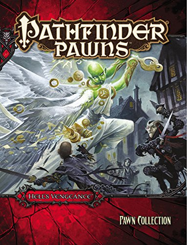 9781601258915: Pathfinder Pawns: Hell's Vengeance Pawn Collection