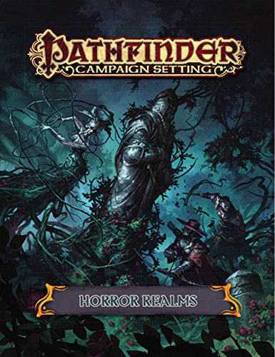 9781601259004: Pathfinder Campaign Setting: Horror Realms