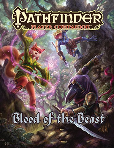 9781601259011: Pathfinder Player Companion: Blood of the Beast