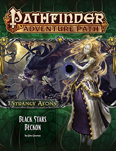 9781601259196: Pathfinder Adventure Path: Strange Aeons Part 6 of 6: Black Stars Beckon
