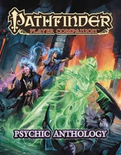 9781601259288: Pathfinder Player Companion: Psychic Anthology
