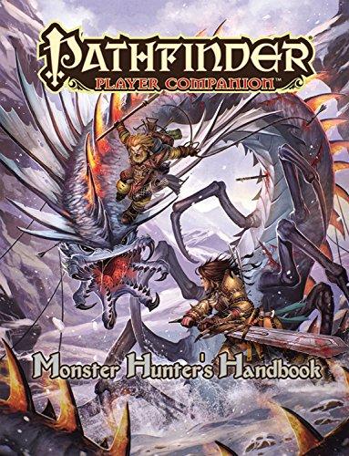 9781601259332: Pathfinder Player Companion: Monster Hunter's Handbook