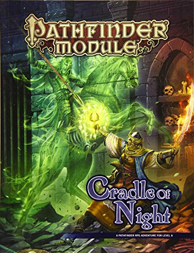 9781601259912: Pathfinder Module: Cradle of Night - AbeBooks - Paizo