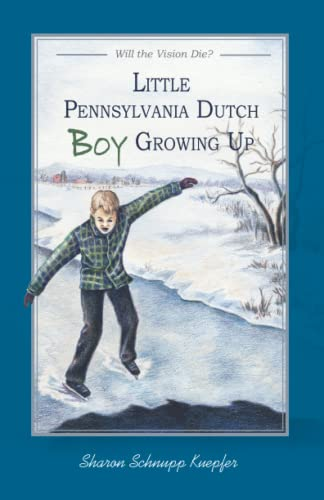 9781601265043: Little Pennsylvania Dutch Boy Growing Up: Will the Vision Die?