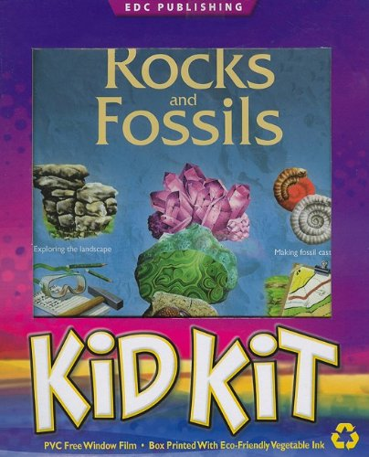 9781601300256: Rocks & Fossils Kid Kit