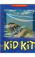 9781601300270: Butterflies Shrinky Dinks Mobile Kid Kit [With Pattern Book and Hole Punch, Thread, Sharpener, Mobile and Colored Pencils and Scissors and H (Kid Kits)
