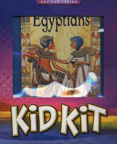 9781601300294: Egyptians Kid Kit (Kid Kits)
