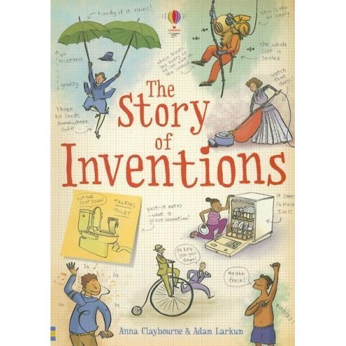 9781601301765: The Story of Inventions (Science Stories)