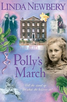Polly's March (Historical House): Linda Newbery