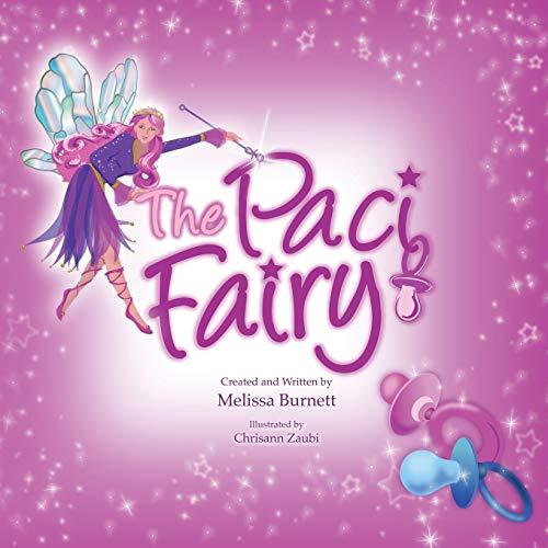The Paci Fairy: Melissa Burnett