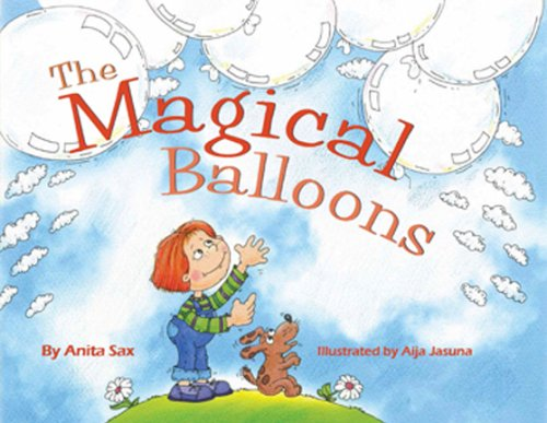 9781601310286: The Magical Balloons