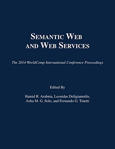 9781601322876: Semantic Web and Web Services: Proceedings of the 2014 International Conference on Semantic Web & Web Services