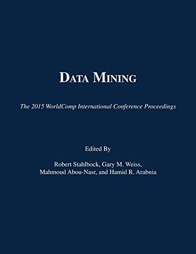9781601324030: Data Mining (The 2015 WorldComp International Conference Proceedings)