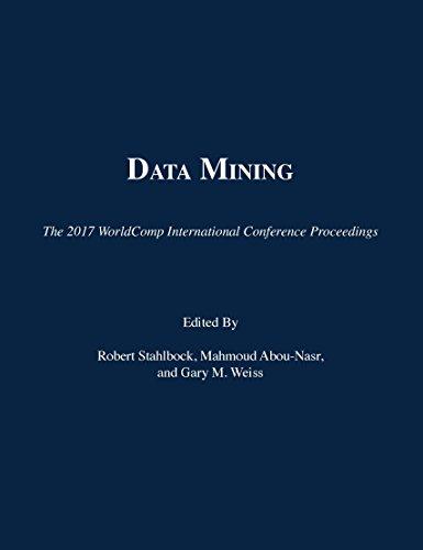 9781601324535: Data Mining (The 2017 WorldComp International Conference Proceedings)