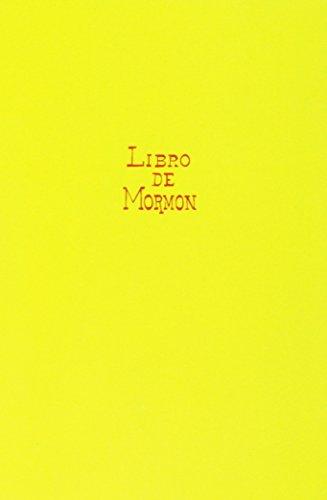 9781601356987: El Libro de Mormon (Spanish Edition)