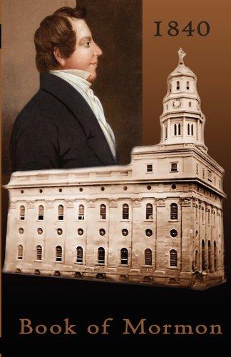 9781601357137: 1840 Book of Mormon