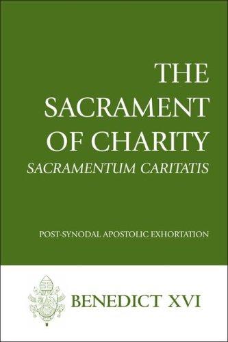 9781601370020: The Sacrament of Charity (Sacramentum Caritatis)