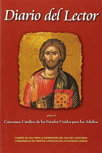 9781601378125: Diario del Lector Para el Catecismo Catolico de los Estados Unidos Para los Adultos (English and Spanish Edition)