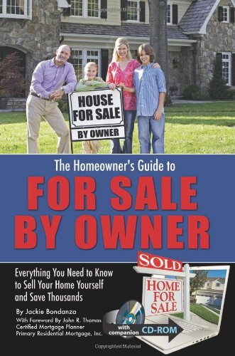 HOMEOWNER'S GUIDE TO FOR SALE BY OWN