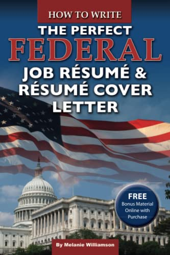 9781601383204: How to Write the Perfect Federal Job Resume & Resume Cover Letter: With Companion CD-ROM