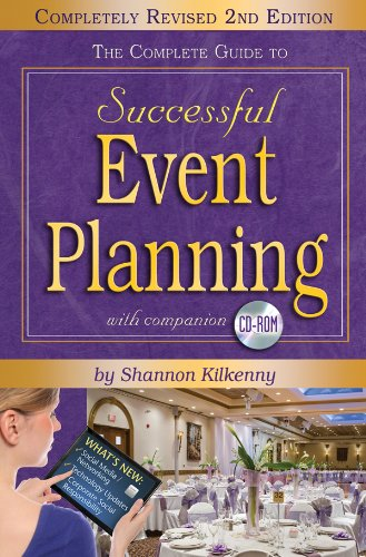 9781601386991: The Complete Guide to Successful Event Planning with Companion CD-ROM REVISED 2nd Edition