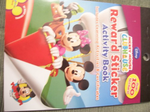 Mickey Mouse Clubhouse Reward Stickers