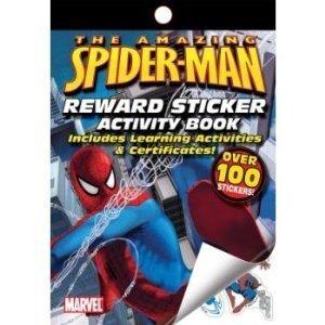 Spider-Man Reward Stickers