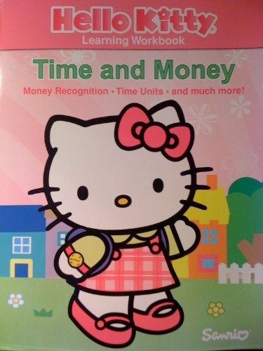 9781601399052: Hello Kitty Learning Workbook Time & Money
