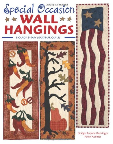 9781601400208: Special Occasion Wall Hangings (Leisure Arts #3964)