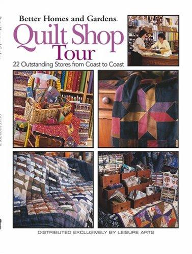 9781601402080: Quilt Shop Tour (Leisure Arts #3654)