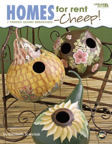 9781601402592: Homes for Rent-Cheep! (Leisure Arts #22609)