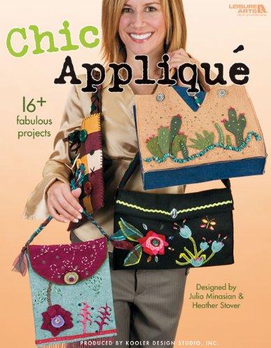9781601404329: Chic Applique (Leisure Arts #4101)