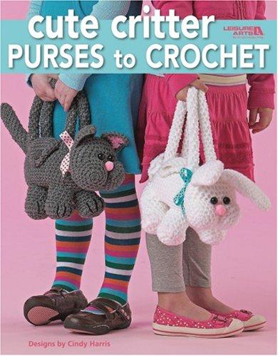 9781601404503: Cute Critter Purses to Crochet (Leisure Arts #4160)