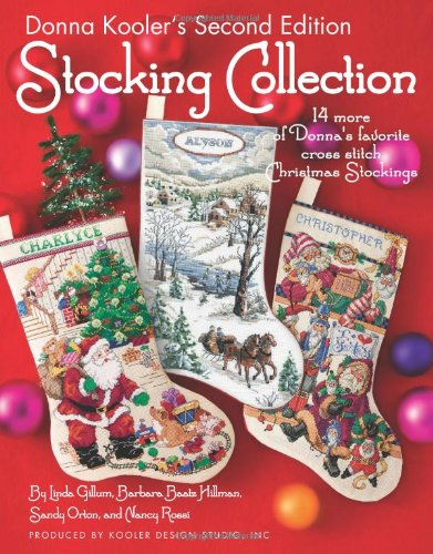 9781601405036: Donna Kooler's Stocking Collection