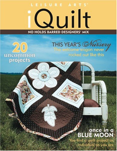 9781601406323: iQuilt No Holds Barred Designers' Mix (Leisure Arts #4332)