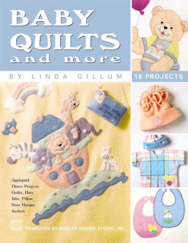 9781601407016: Baby Quilts and More (Leisure Arts #3370)