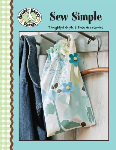 Gooseberry Patch: Sew Simple (Leisure Arts #4471)