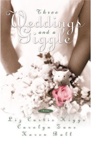 9781601420077: Three Weddings and a Giggle: Fine Print/Sweet Chariot/Bride on the Run (Palisades Pure Romance Anthology)