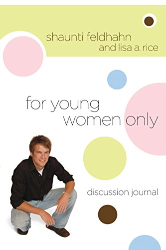 9781601420381: For Young Women Only Discussion Journal