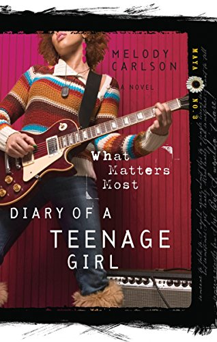 9781601421197: What Matters Most (Diary of a Teenage Girl, Maya)