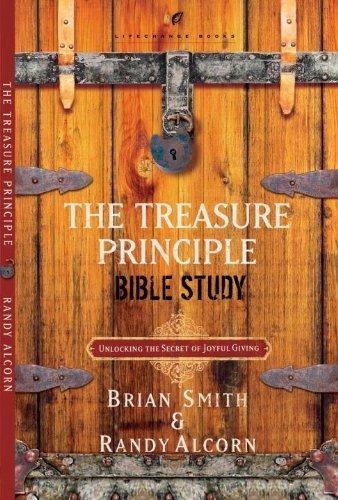 9781601421968: The Treasure Principle Bible Study