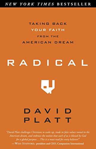 9781601422217: Radical: Taking Back Your Faith from the American Dream