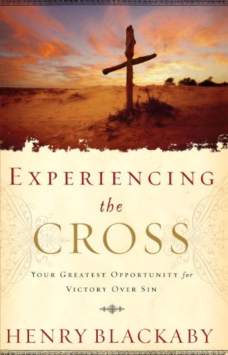 Experiencing the Cross (1601423764) by Blackaby, Henry